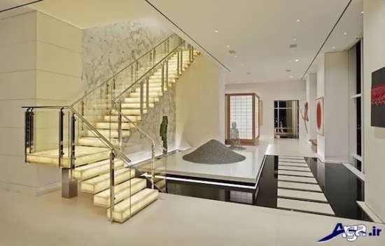 دکوراسیون خانه دوبلکس در طراحی شیک