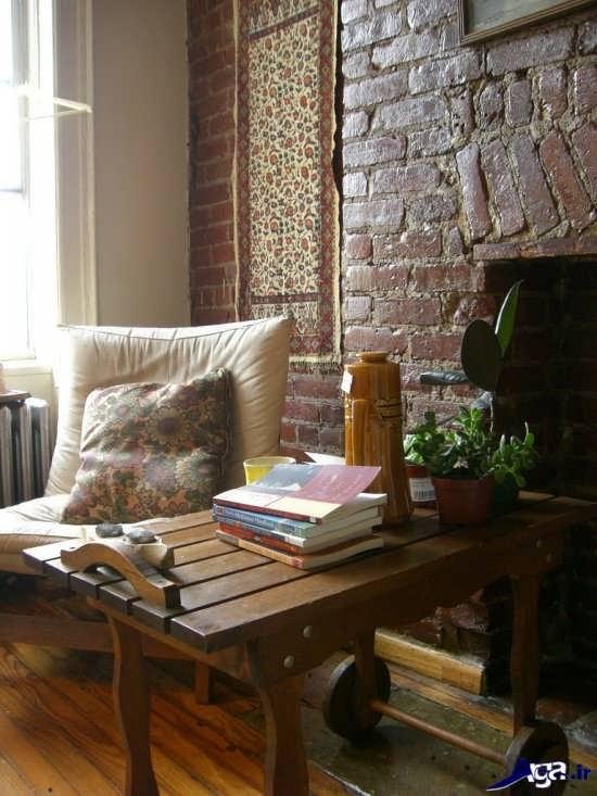 دکوراسیون روستیک در منازل مسکونی