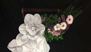 تزیین چادر عروس زیبا