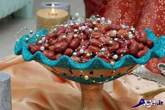 تزیین ظرف سنجد هفت سن