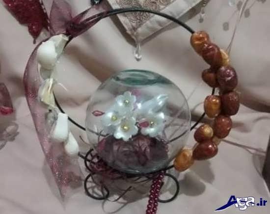 تزیین سنجد برای هفت سین شیک و زیبا