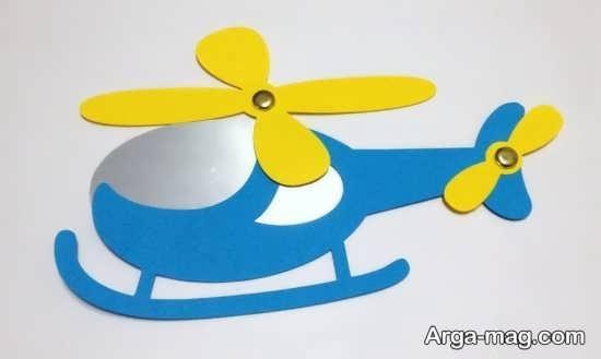 خلاقیت ساده هواپیما