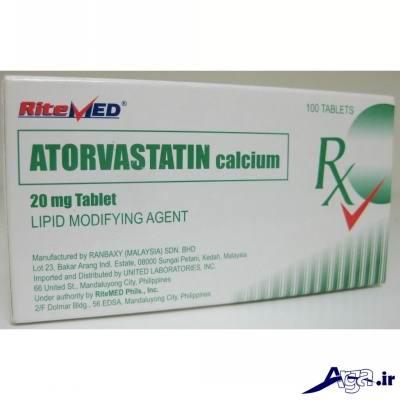 عوارض جانبی داروی آتورواستاتین