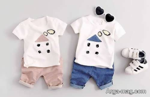 لباس تابستانی جدید نوزادان