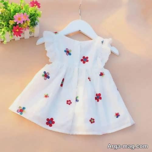 مدلهای لباس تابستانه نوزاد