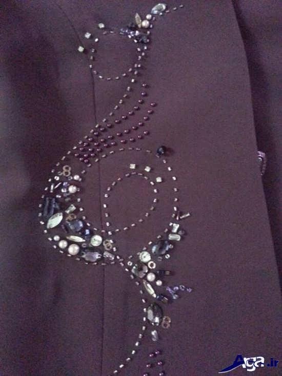 تزیین لباس با منجونق