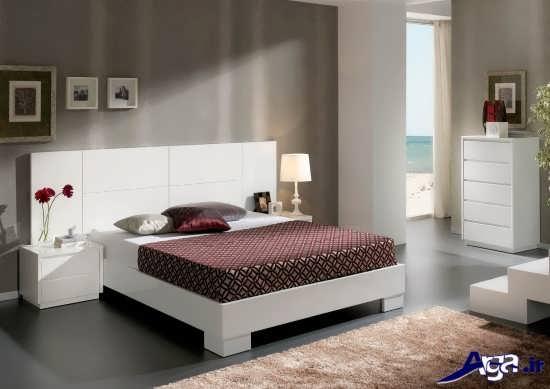 دکوراسیون زیبا برای اتاق خواب عروس و داماد