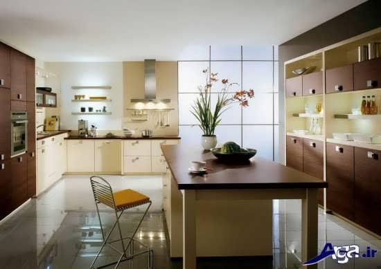 تزیینات زیبای آشپزخانه عروس