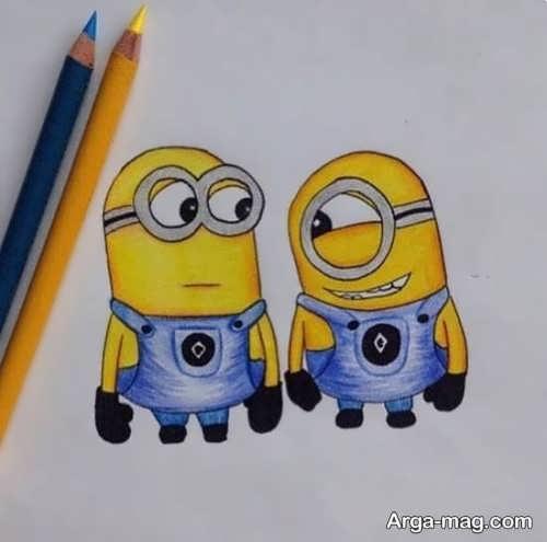 آموزش نقاشی کارتونی برای بچه ها