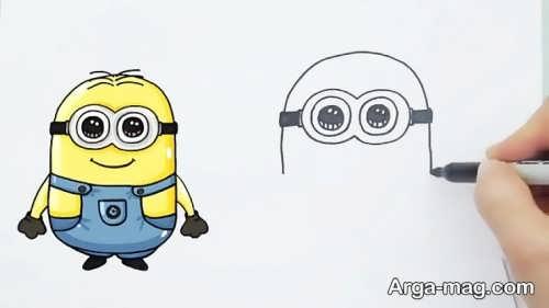 آموزش ساده نقاشی انیمیشنی
