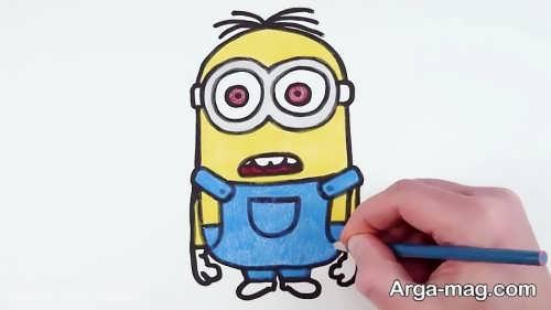 آموزش جذاب نقاشی انیمیشنی