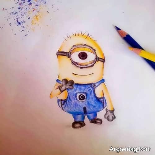 آموزش نقاشی انیمیشنی فانتزی