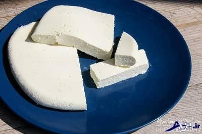 طرز درست کردن پنیر تبریزی