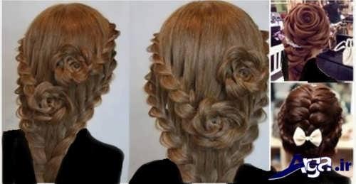مدل آرایش موی پرنسسی