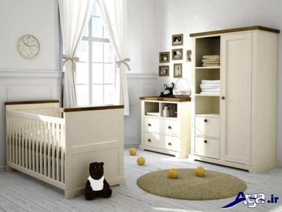 مدل سیسمونی نوزاد