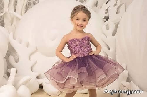 مدل لباس گیپور بچگانه جدید