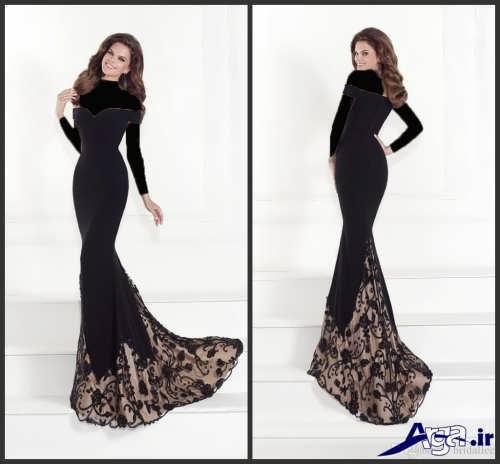 مدل زیبا و شیک لباس مجلسی