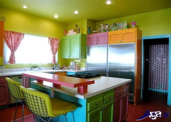 ترکیب آشپزخانه جدید