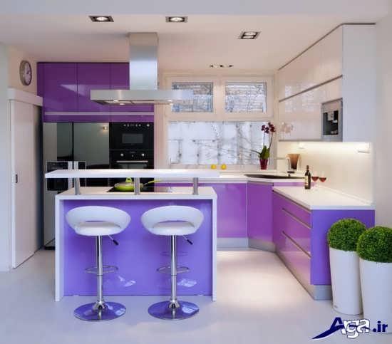 بهترین رنگ برای اشپزخانه جدید