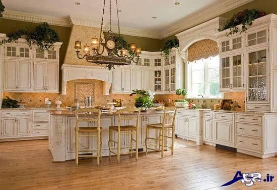 آشپزخانه کرمی