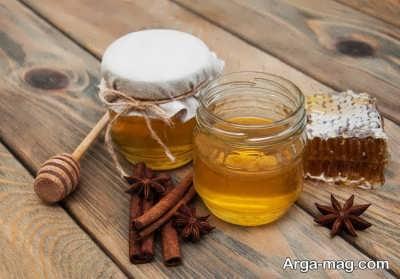 روش های درمان سرفه با عسل