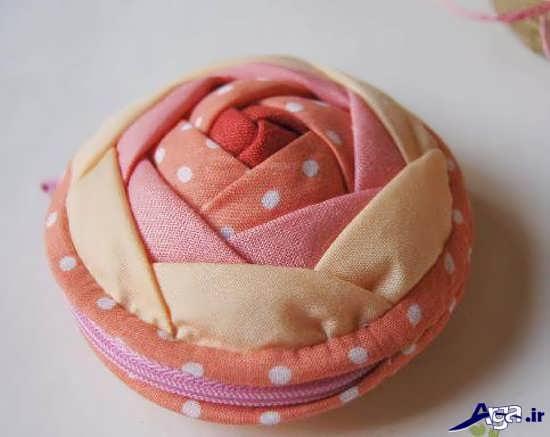 ساخت کیف پارچه ایی زیبا