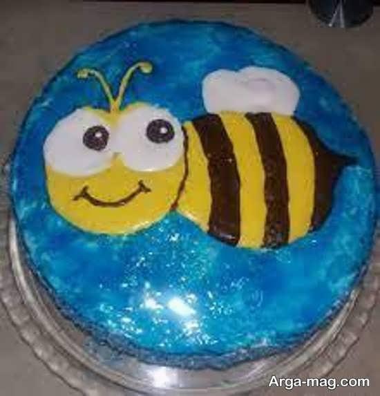 تزیینات کیک تولد بچه ها