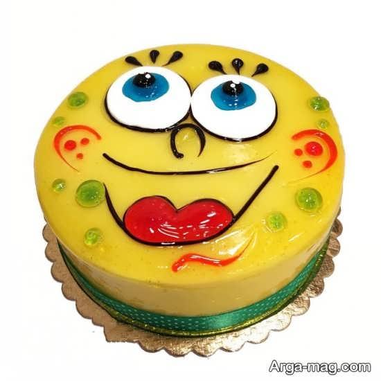 تزیینات کیک تولد کودکان