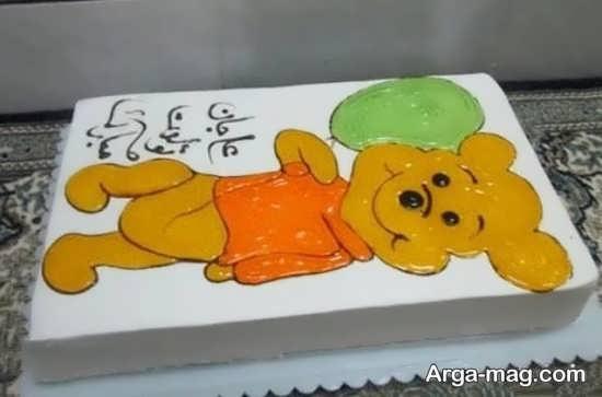 تزیینات کیک تولد کودک