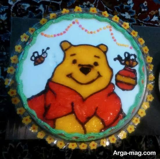 دیزاین کیک تولد کودک