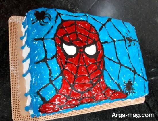 تزیینات بامزه کیک تولد کودک