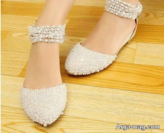 تزیینات خلاقانه کفش عروس