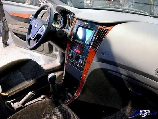 تصاویر دنا پلاس و آشنایی با این خودرو