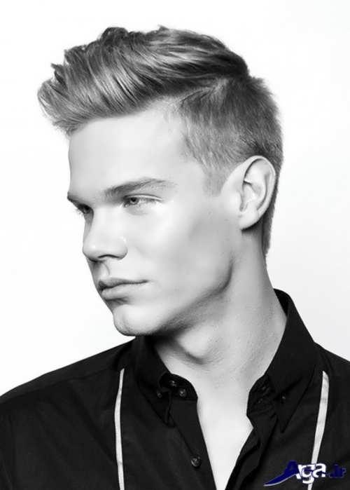 مدل موی پسرانه انگلیسی
