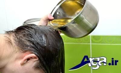 خواص سیر برای تقویت مو