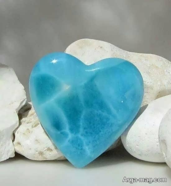 گالری عکس پروفایل قلب یخی