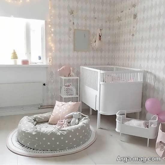 تصاویری از سیسمونی نوزاد