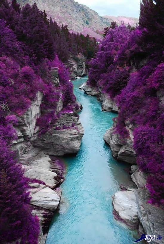 عکس منظره زیبا در اسکاتلند