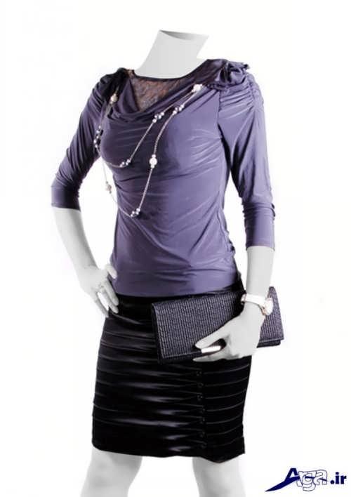 مدل بلوز مجلسی شیک و زیبا