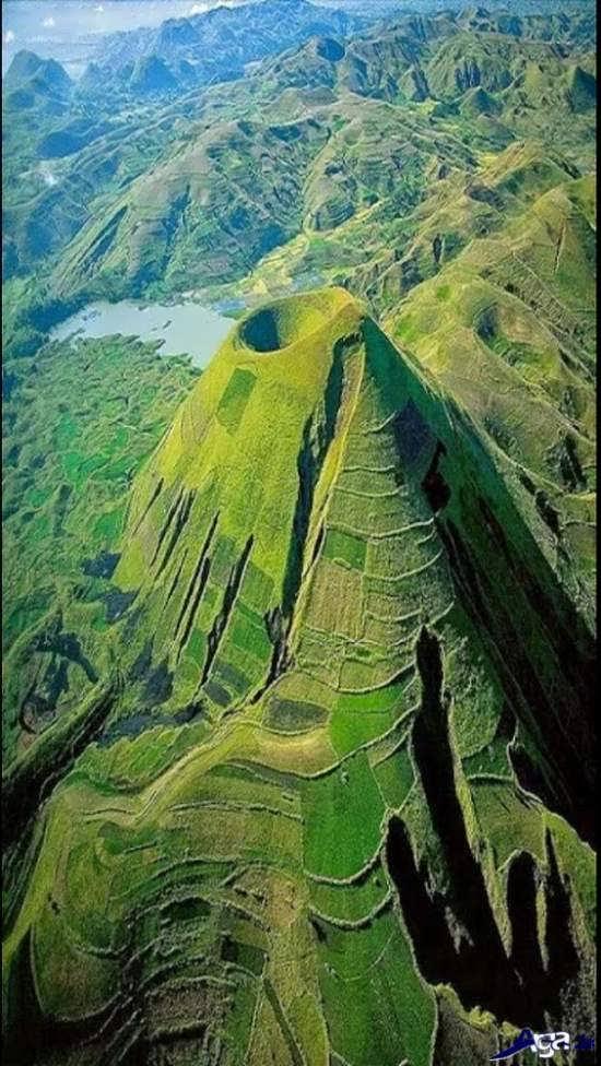 عکس منظره زیبا در ماداگاسکار