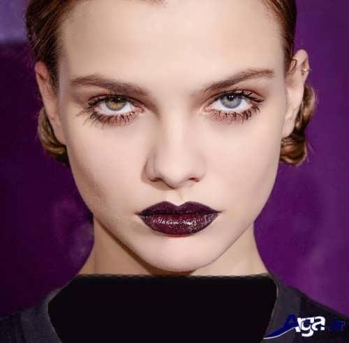 مدل میکاپ لایت و ملایم دخترانه