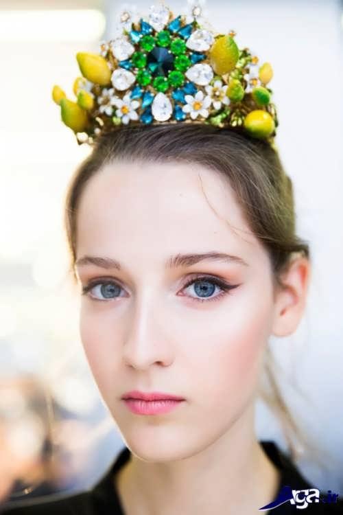 مدل میکاپ لایت دخترانه