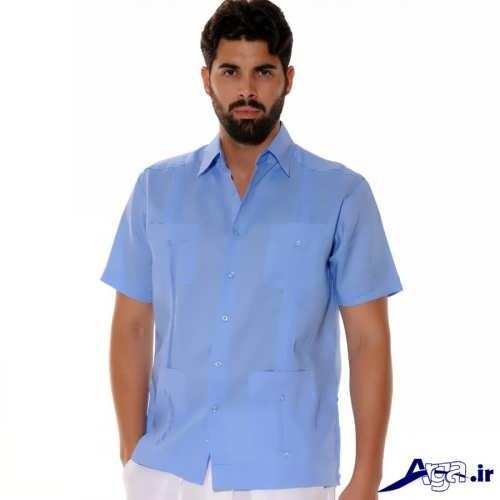 مدل پیراهن ساده مردانه