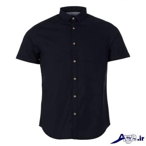مدل پیراهن ساده و شیک مردانه