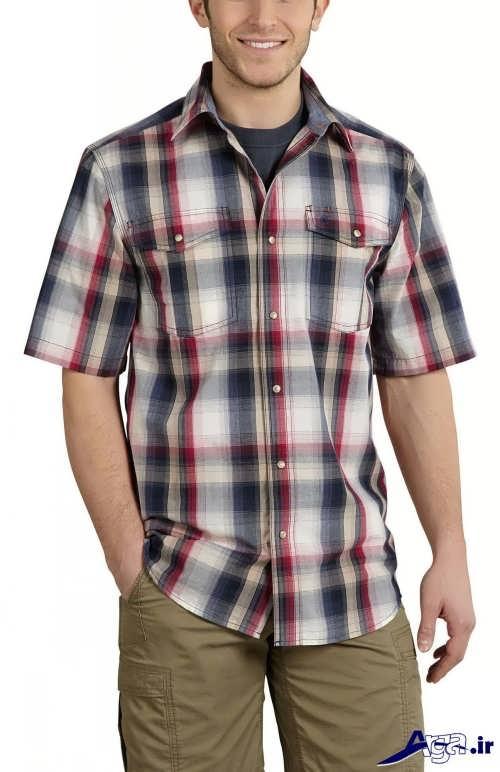 مدل پیراهن مردانه اسپرت و شیک