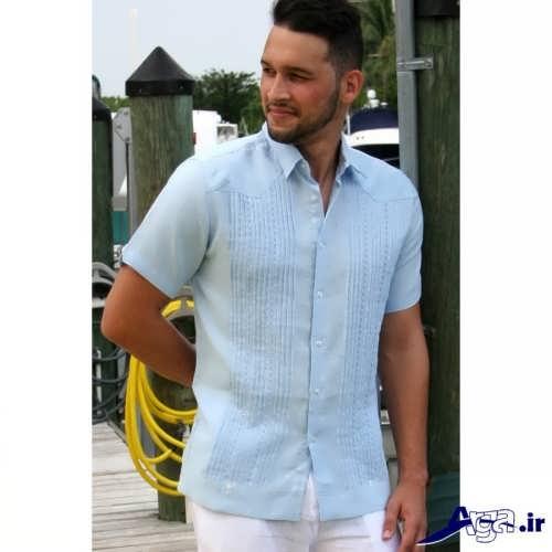 مدل پیراهن شیک و زیبا مردانه