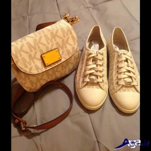 کیف و کفش ست دخترانه