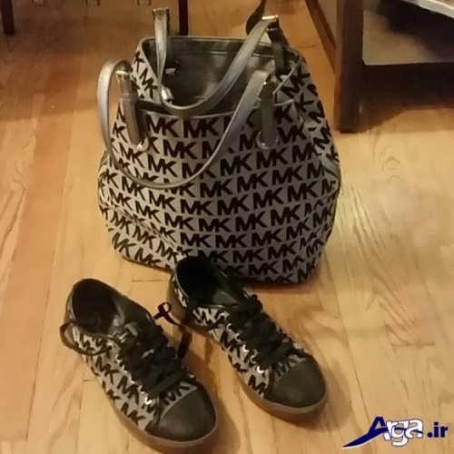 مدل کیف و کفش دخترانه ست
