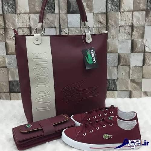 مدل کیف و کفش ست اسپرت و شیک