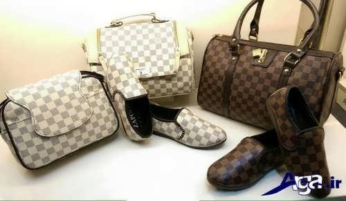 مدل کیف و کفش اسپرت و شیک دخترانه